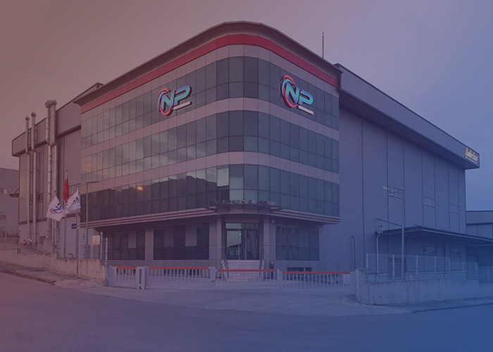 NP Lubricants factory