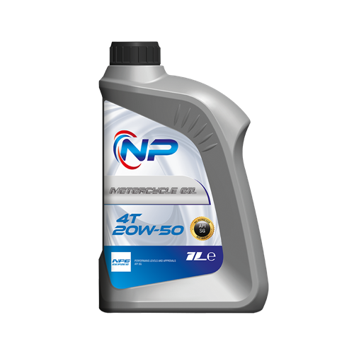 MOTOCYCLE OIL 4T 20W-50